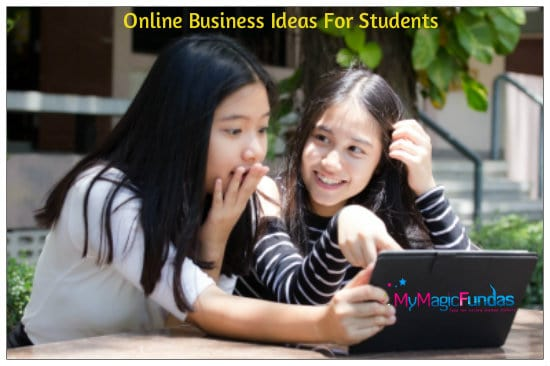 Startup internet business ideas for students