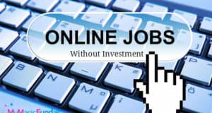 online jobs from home without investment